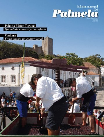 boletim municipal 126 - Câmara Municipal de Palmela