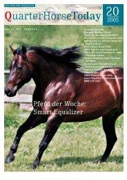 QHT - Quarter Horse Today
