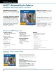 PASCO's Advanced Physics Solution - Products - PASCO Scientific - Page 4