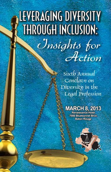 MARCH 8, 2013 - Southern University Law Center