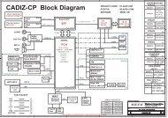 CADIZ-CP Block Diagram - Data Sheet Gadget