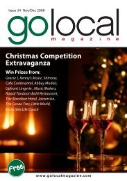Christmas Competition Extravaganza - Go Local Magazine