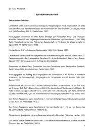 Schriftenverzeichnis - Universität Koblenz · Landau