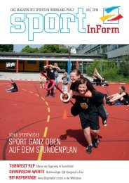 36.Landesportball www.landessportball.net - Landessportbund ...
