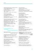 Adressen اﻟﻌﻧﺎوﯾن - Gemeinsam unter einem Dach e.V. - Page 5