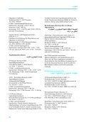 Adressen اﻟﻌﻧﺎوﯾن - Gemeinsam unter einem Dach e.V. - Page 6