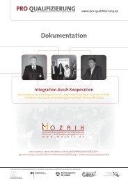 Dokumentation - Gemeinsam unter einem Dach e.v.