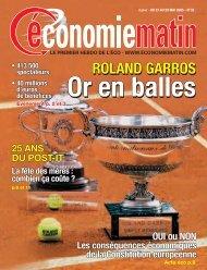 ROLAND GARROS - Watine Taffin - Free