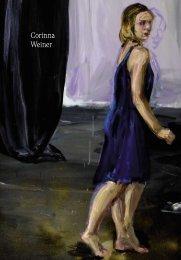 Katalog Corinna Weiner 2007 - Galerie Rose