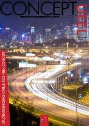 Jaargang 21 editie 2 - Studievereniging ConcepT - Universiteit Twente