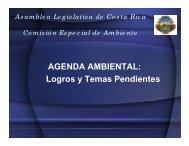 AGENDA AMBIENTAL AGENDA AMBIENTAL: Logros y ... - AMCHAM