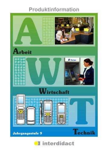 Produktinfo AWT9
