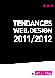 Les tendances du webdesign - Industrie.com