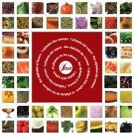 L'alfabet dels sabors - Artisinal Food Group