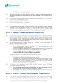 Eucomed International Non-Profit Making Association ... - Page 3