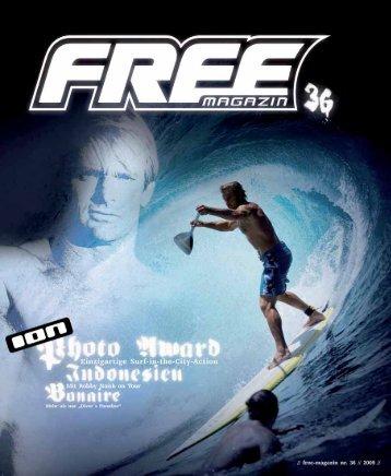In h a lt Inhalt - Free-Magazin.de
