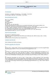 Seite 1 Ein Service von Herstellung und Content BAG - 13.07.2010 ...