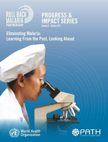 Eliminating Malaria - WHO Western Pacific Region - World Health ...