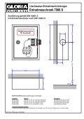 Produktübersicht Löschwasser-Entnahmeeinrichtungen - Seite 5
