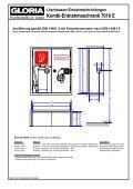 Produktübersicht Löschwasser-Entnahmeeinrichtungen - Seite 7