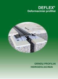 DEFLEX®500/Nc - Plantas