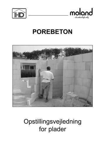 porebeton - Moland
