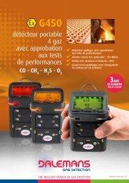 G450 - Dalemans Gas Detection