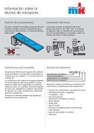 información adicional - mk Technology Group