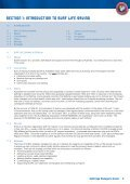 SLSA Age Managers Guide - Port Bouvard SLSC - Page 7