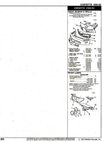 C3 80-82 Crash Manual