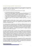 Emergency detention certificates revoked by approved medical ... - Page 5