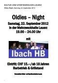 Erste Hilfe Abschied Grillspass Vorbereitung - Gemeinde Lauerz - Page 4