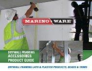 metal lath products - Marino\WARE