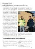 Nya räddningsbilar sparar minuter vid larm - Lomma kommun - Page 3