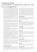 Nya räddningsbilar sparar minuter vid larm - Lomma kommun - Page 6
