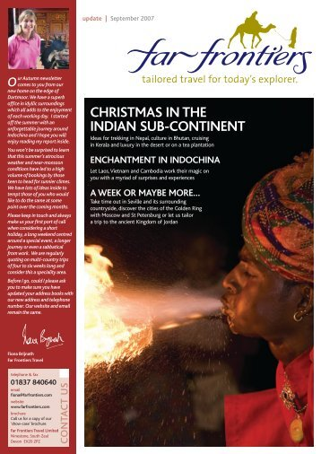 CHRISTMAS IN THE INDIAN SUB-CONTINENT - Em-Online