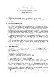Sparkasse Kunstwettbewerb Auslobungstext - Sparkasse Dachau