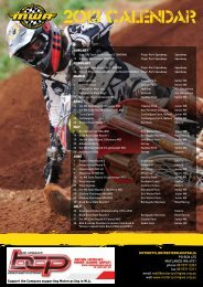 to download a printable version of the calendar - Motorcycling ...