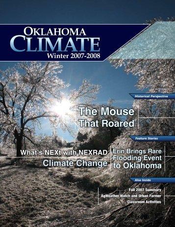 The Mouse - Oklahoma Climatological Survey