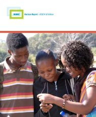Horizon Report > 2012 K-12 Edition - The New Media Consortium