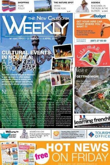 New Caledonia Weekly