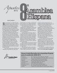 PUBLICACION DE LOS MINISTERIOS HISPANOS DE FLORIDA ... - Page 6