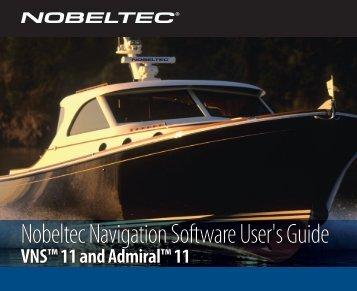 Nobeltec Navigation Software User's Guide Nobeltec Navigation ...
