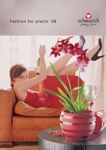 Fashion for plants ´08