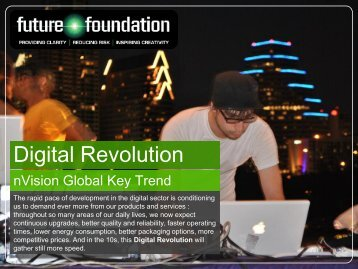 Digital Revolution - Marketing Week