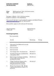 2013-02-07 kl. 18:30 S-gruppen - Burlövs kommun