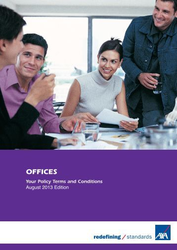 Office full policy document (PDF) - Business banking