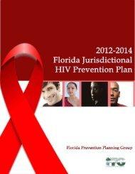 PPGFLJurisdictional HIVPrevention Plan 2012 ... - The AIDS Institute