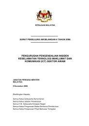 Surat Pekeliling Am Bil 4 Tahun 2006 - Mampu