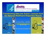 Transforming Data into Action - Asian American Health Initiative